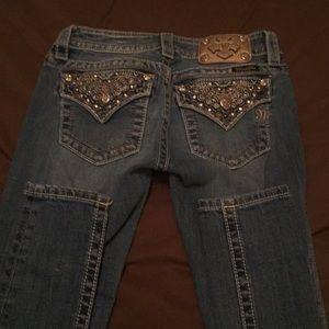 Ladies miss me jeans